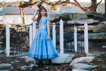 Alice in Wonderland Costume Remake