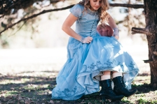 Alice in Wonderland Costume Remake