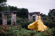 Belle's Yellow Ballgown Remake