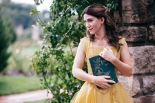 Belle's Yellow Ballgown Remake