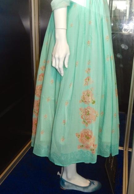 Cinderella movie dress
