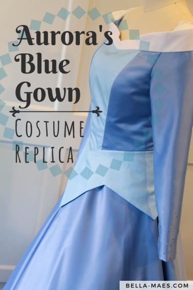 Aurora's Blue Gown - Pinterest
