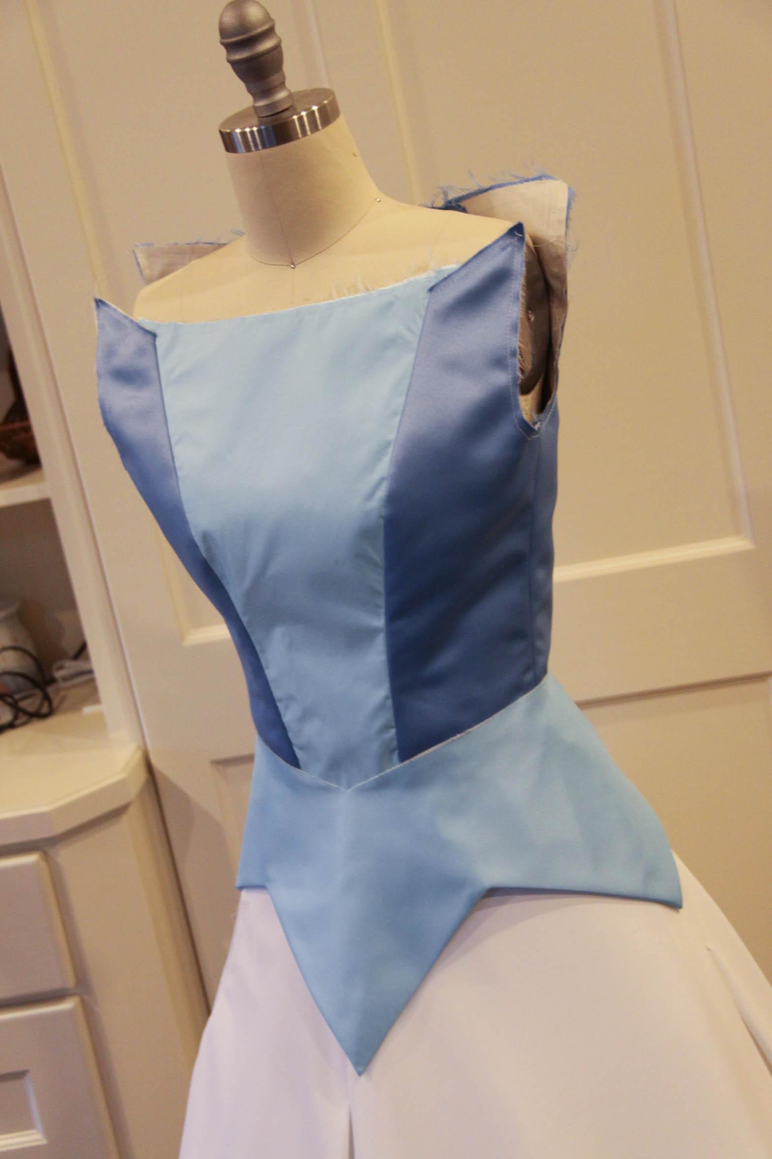 Blue Sleeping Beauty - Progress-38