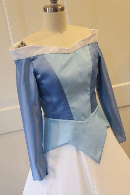 Blue Sleeping Beauty - Progress-59