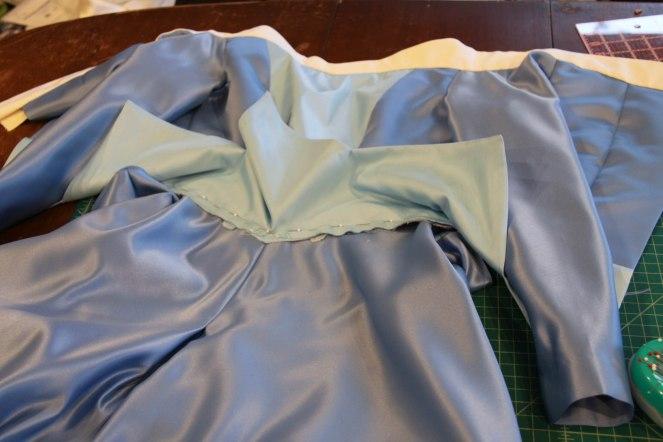 Blue Sleeping Beauty - Progress-70